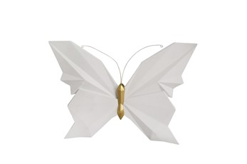 Youth  15 Inch Origami Butterfly Wall Decor