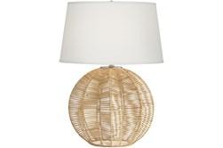Table Lamp-Circular Cage