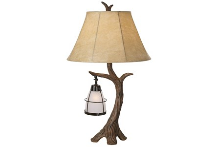 Table Lamp-Poly Tree Branch - Main
