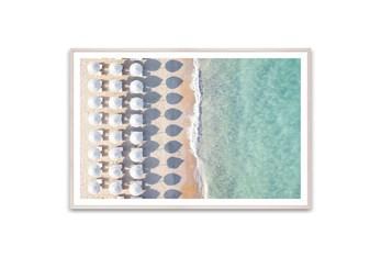 60X40 Aerial Mediterranean Sea