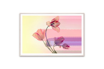 Picture-Abstracted Tulips 60X40