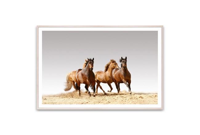 Picture-Horse Run 60X40 - 360