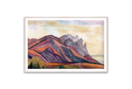 Picture-Mountain Illustration 60X40 - Main