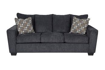 """Wixon Slate 88"""" Sofa"""