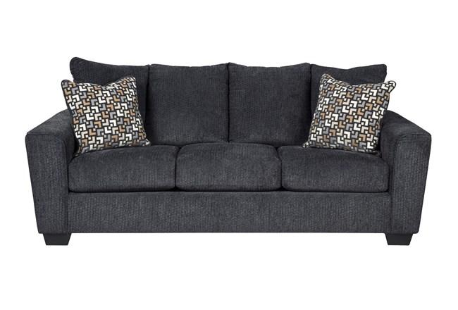 """Wixon Slate 88"""" Sofa - 360"""