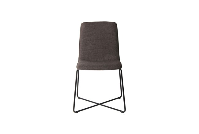 Baylee Grey Dining Side Chair Set of 2 - 360