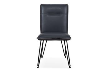 Demi Cobalt Dining Side Chair Set of 2