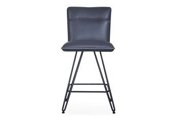 Demi Cobalt Counter Stool Set of 2