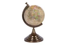 15 Inch Multi Aluminum Globe