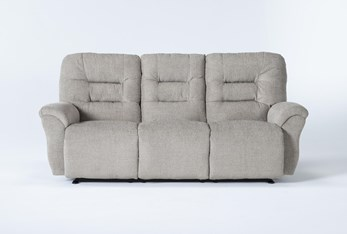 "Zara Fabric Power Reclining Wallaway 86"" Sofa"