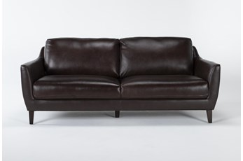 Gigi Leather Sofa