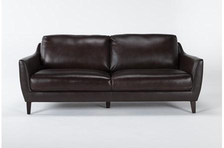 Gigi Leather Sofa - Main