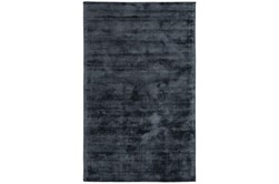 5'x8' Rug-Distressed Ink Blue