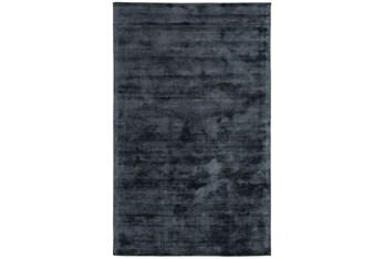 5'x8' Rug-Distressed Ink Blue
