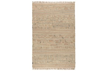 "2'6""x8' Runner Rug-Distressed Natural Fiber"