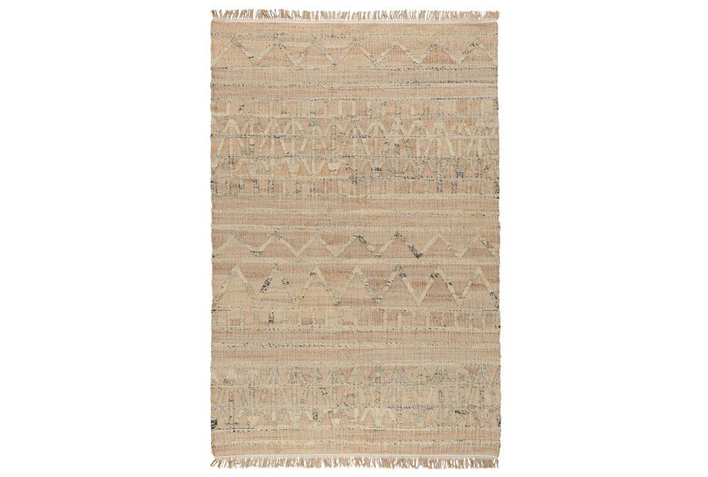 96X120 Rug-Distressed Natural Fiber