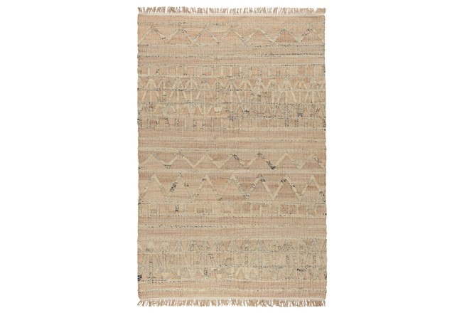 96X120 Rug-Distressed Natural Fiber - 360