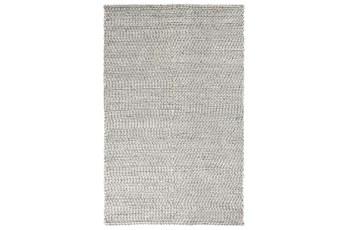 108X144 Rug-Multi Woven Grey