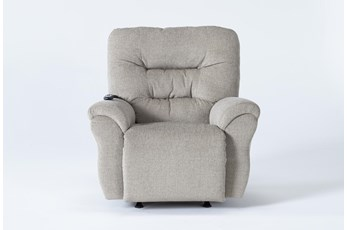 Zara Fabric Power Rocker Recliner