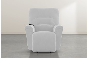 Zara Grey Power Rocker Recliner
