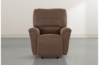 Zara Brown Power Rocker Recliner