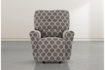 Zara Dove Power Rocker Recliner
