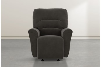 Zara Dark Grey Power Rocker Recliner