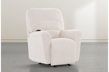 Zara Ivory Power Rocker Recliner