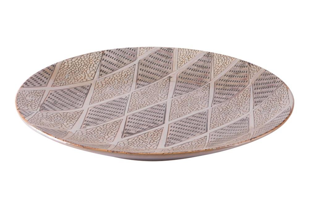 Boho Patterned Plate