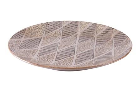 Boho Patterned Plate - Main