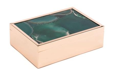 Green Stone Box - Main