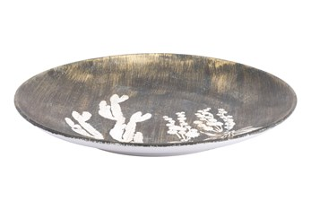 Desert Landscape Decorative Plate