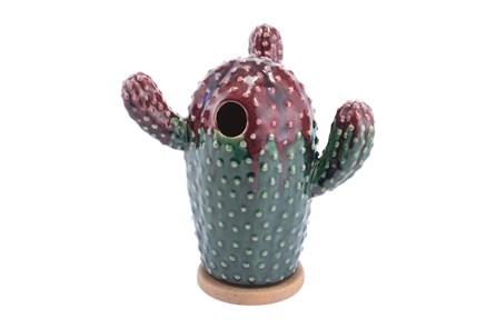 Two Tone Cactus Figurine - Main