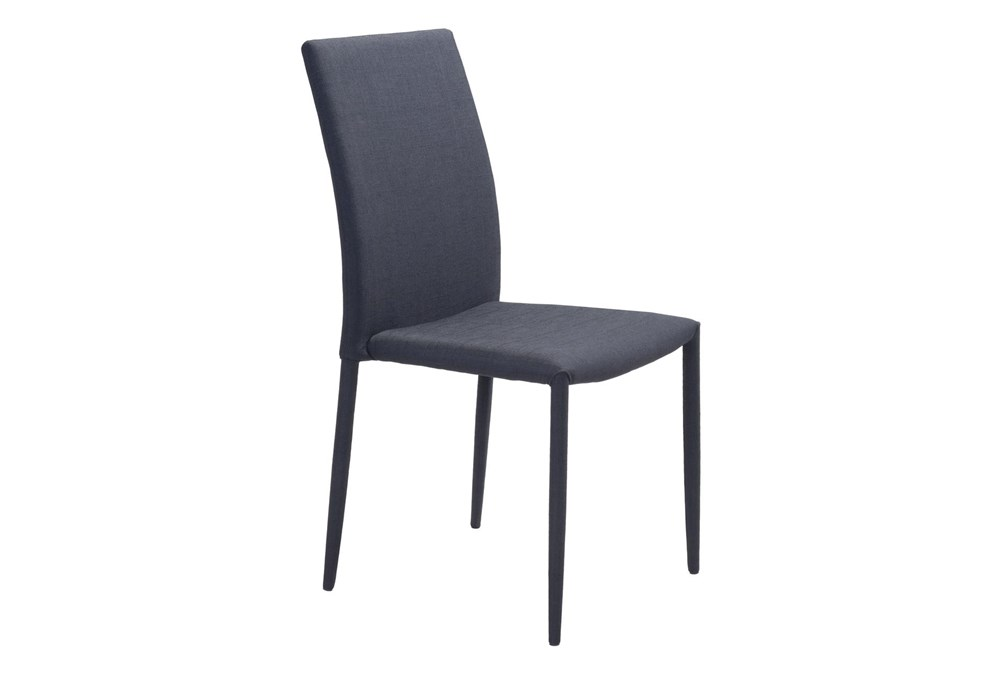 Val Black Dining Side Chair Set Of 4
