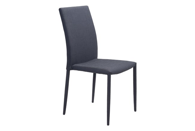 Val Black Dining Side Chair Set Of 4 - 360