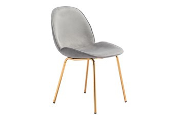 Heron Graphite Dining Side Chair Set Of 2