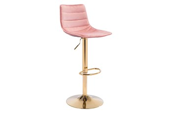 Ward Pink 24 Inch Bar Stool