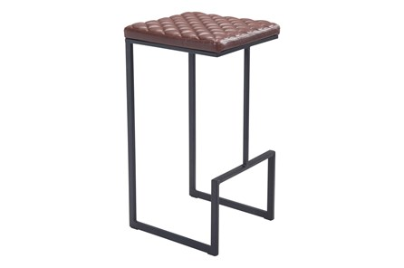 Atom Brown 30 Inch Bar Stool - Main