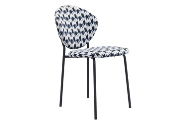 Perkins Geo Dining Side Chair