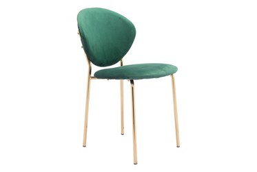 Perkins Green Dining Side Chair