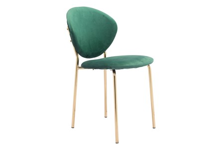 Perkins Green Dining Side Chair - Main