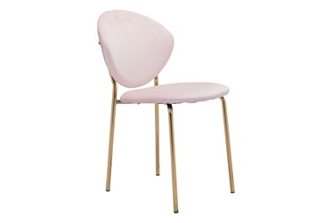 Perkins Pink Dining Side Chair Set Of 2