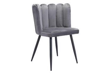 Adkins Grey Dining Side Chair