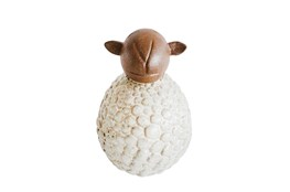 8 Inch Sheep Figurine