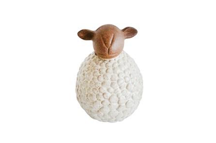 7 Inch Sheep Figurine - Main