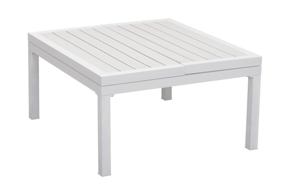 Kent White Lift-Top Coffee Table