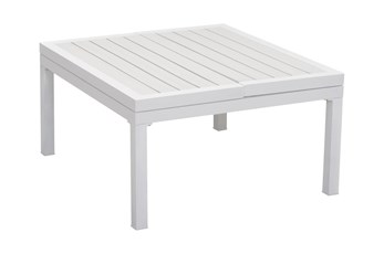 Kent White Lift-Top Coffee Table