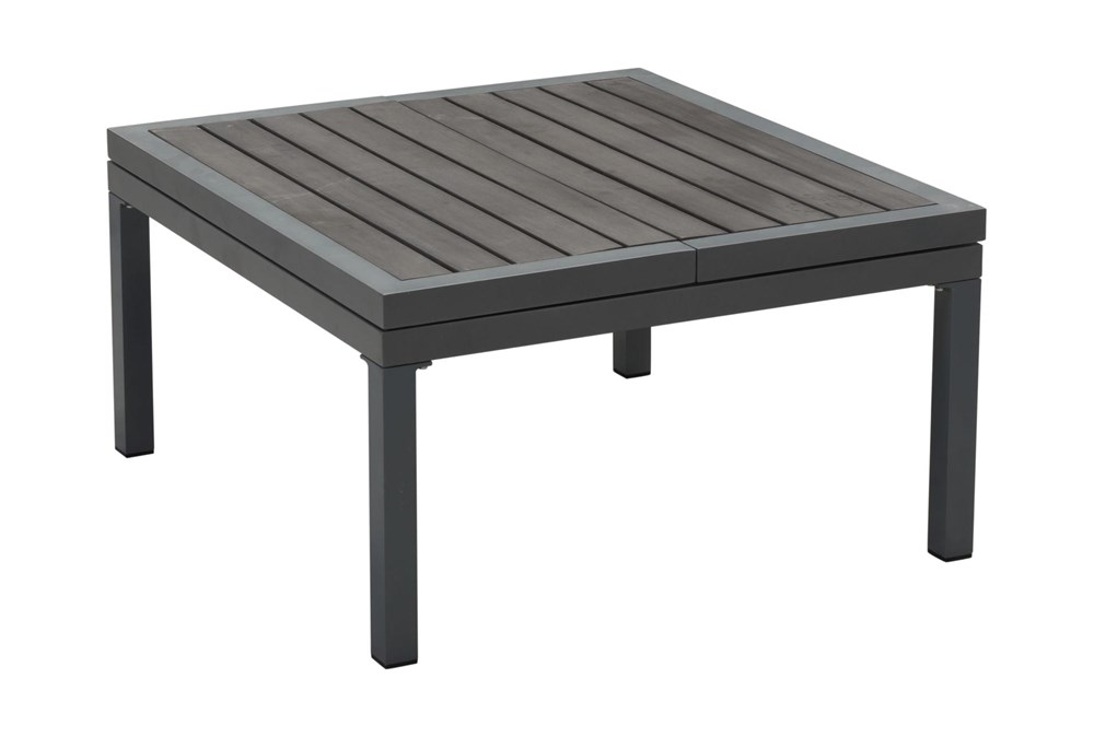 Kent Grey Lift-Top Coffee Table