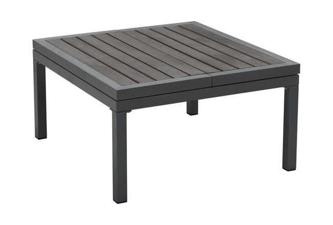 Kent Grey Lift-Top Coffee Table - 360