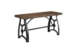 Industrial Mixed Metal Bench